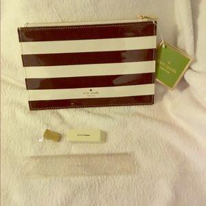 Kate Spade Pencil Pouch or Makeup Bag 💼